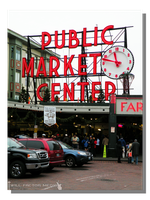 Pike's Place Market by WillFactorMedia