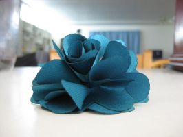 Flower Clip by Danika-Stock