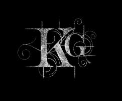 KG initials Logo Rough by rox52