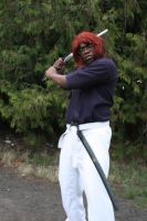 Kenshin by nwcosplay