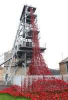The Weeping Window at Woodhorn by elliotbuttons