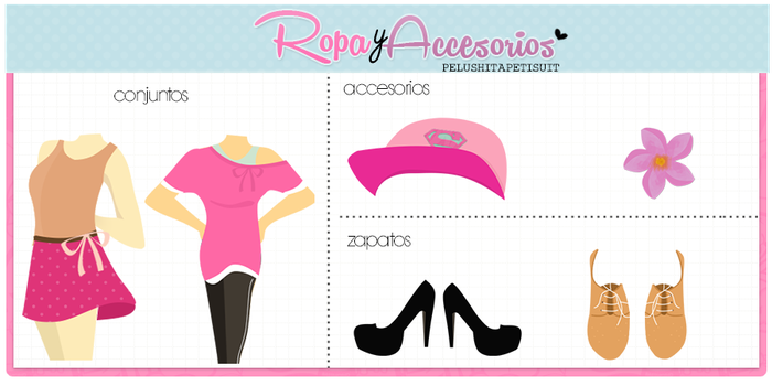 Ropa y Accesorios by PelushitaPetisuit