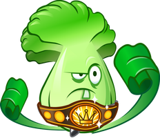 Plants vs Zombies 2 Bonk Choy(Costume)online-B by illustation16