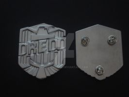 Dredd Badge update by Dekokatana