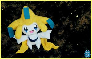 Jirachi by BlueRobotto