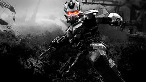 Killzone 3 Capture Trooper by TheSyanArt