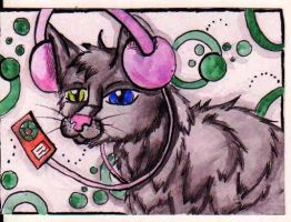 (ACEO) for Andess by PurpleWish23