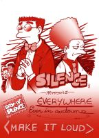 Day Of Silence by mr-book-faced