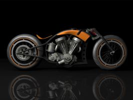 Girder bike by FlyingScotsman