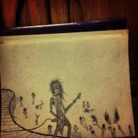 Entertaining Fools by gekkostate77