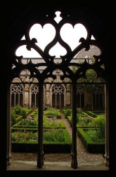 the cloisters by MedievalCommunity