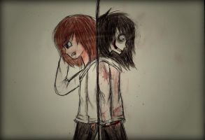 Jeff the  Killer by cilisies