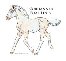 Foal Design A1692 by TheSmileChild