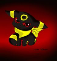 umbreon by nartox101