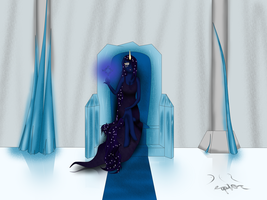 GIFT: The Frost Princess by xHardwirex