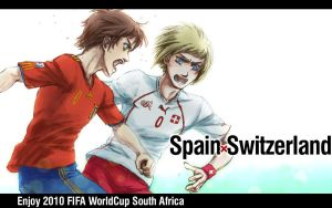APH: 2010 FIFA WorldCup by fdnsk
