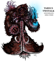 Tarsus Twotalk by RingmasterBent