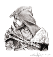 Ezio: AC Revelations by ThePuddingMonster