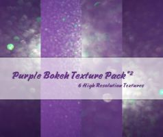 Purple Bokeh Texture Pack2 by powerpuffjazz