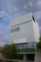 Wyly Theatre - Crane by MaxHedrm0