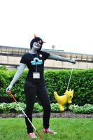 Acen 2011: Terezi Cosplay by tinmaiden