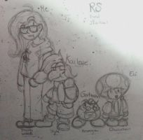 OLD ART | First RS Concept Art by KiShinYuu