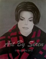Magical Child - Sept 12, 2012 - Michael Jackson by ArtbySiren