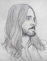 Jared Leto at The 19th Annual Critics Choice Award by Gutter1333