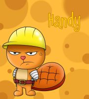 Happy Tree Friends: Handy by SuperLakitu