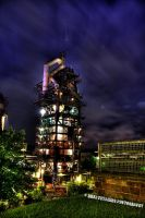 Steel and Lights II HDR by xMAXIx
