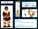 KW: Citlali of Totem Mountain by Paulagirl93