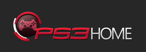 PS3Home Logo by STRIF3wind