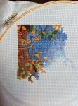 Cross Stitch WIP by 66Gryphons