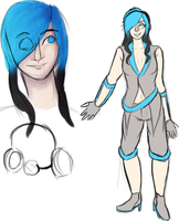 AOdroid Full Body ref by JustCallMeJash
