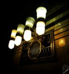 Art of Moscow Metro lights-Sportivnaya by VeIra-girl