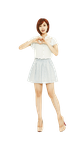 EunJung T-ara PNG by Lucy by LucyGomez