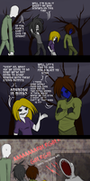 Creepypasta friends vs. The SCP Foundation: page 6 by Anipartom
