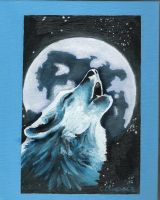 Blue Moon by FireWolfWitch