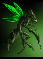 Evil Scyther V1.1 by Someone072