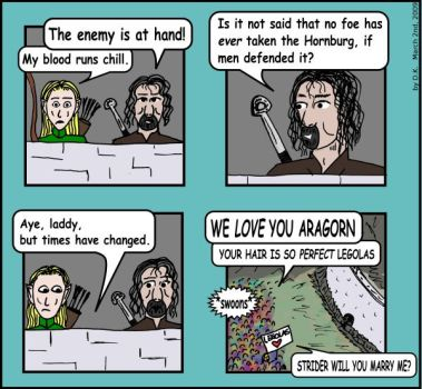 Helm's Deep Revisited by Jon-Snow