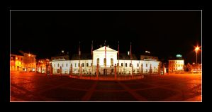 Presidential Palace Bratislava by MikeleSVK