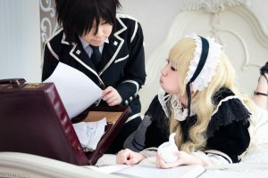 Gosick by Bakasteam