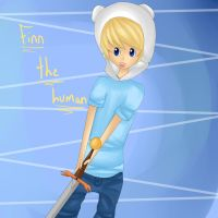 Finn the human by flashsteps