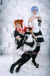 Black and white trio by Ryoko-demon
