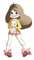 Bee and Puppycat by Bubble-Crown