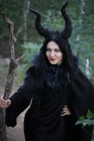 Maleficent by mysteria-violent