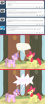 Ask Pony Discord #110 by Kendell2