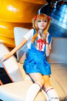 Asuka school uniform version by LilithNagisaIV