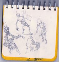 2010 Scetch Diary 13 by sedatgever