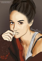 ShaileneVector by HoneyBrooks